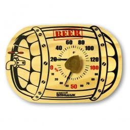 Купить Термометр для бани и сауны EVA «Бочка»