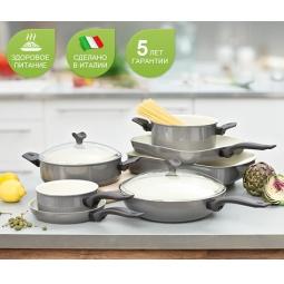 фото Комплект посуды Delimano Ceramica Prima Mega