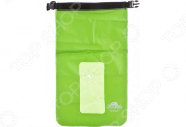 Мешок герметичный Alexika Hermobag 2DW. Объем: 2 л Мешок герметичный Alexika Hermobag 2DW /Зеленый