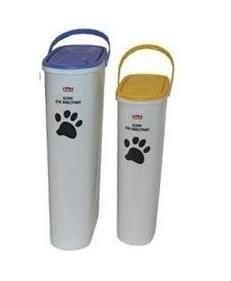 Контейнер для корма IDEA М 1242 - оригинальный контейнер для хранения корма для домашних животных. Изготовлен контейнер из высококачественного пластика, который легко очищается и быстро сушится. Контейнер не позволит запахам выветриться и сохранит корм для вашего питомцы свежим и чистым. Контейнер оснащен удобными ручками, которые позволяют удобно переносить его с места на место. Позволит бережно хранить корм для ваших любимых питомцев.