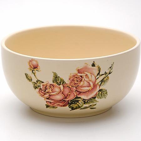 Купить Бульонница Loraine «Розы»