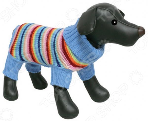 Свитер для собак DEZZIE 562565 свитер попона для собак dezzie 563560