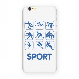 фото Чехол для iPhone 6 Mitya Veselkov Sport