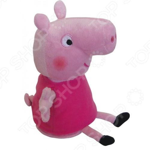 фото Игрушка интерактивная мягкая Peppa «Пеппа-повторюшка», Мягкие интерактивные игрушки