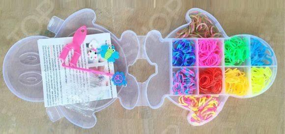Набор для создания браслетов Shantou Gepai D161 bondibon набор для создания бус и браслетов королева бусинка