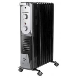 фото Радиатор масляный Redmond ROH-4515-9. Цвет: черный