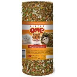 фото Лакомство для грызунов Little One «Вкусная лазейка». Вес упаковки: 120 г