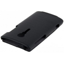 фото Чехол LaZarr Protective Case для Sony Xperia Z C6603. Цвет: черный