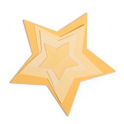 фото Набор форм-трафаретов для вырубки Sizzix Framelits Die Звезды