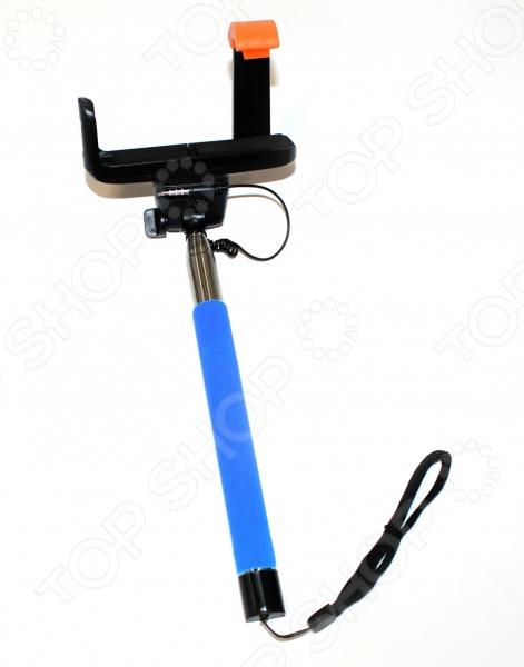 Монопод телескопический для селфи Bradex TD колонки bradex аквамарин td 0208 white