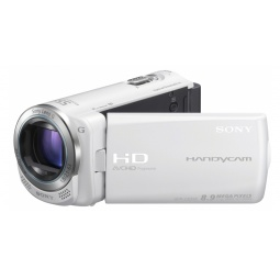 фото Видеокамера SONY HDR-CX250E. Цвет: белый