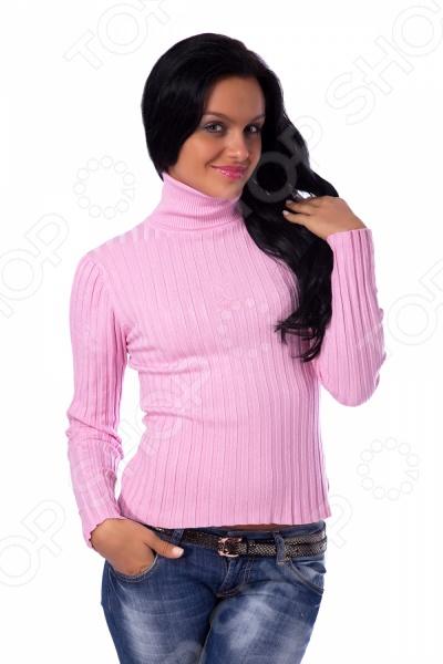 Свитер Mondigo 9035. Цвет: бледно-розовый