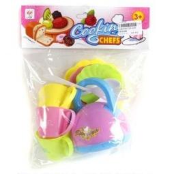 фото Набор посуды игрушечный Shantou Gepai «Чаепитие» 129-629