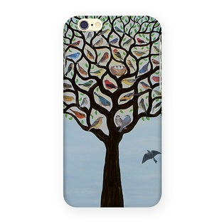 Купить Чехол для iPhone 6 Mitya Veselkov «Дерево с птичками»