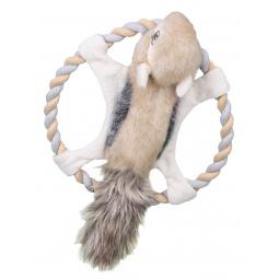 фото Игрушка для собак DEZZIE «Белка-летяга»