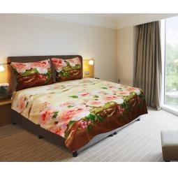 фото Комплект постельного белья Amore Mio Delicate. Mako-Satin. 1,5-спальный