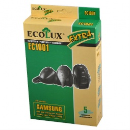 фото Мешки для пыли Ecolux EC 1001