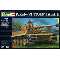 Купить Сборная модель танка Revell PzKpfw VI «Tiger» I Ausf. E