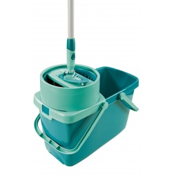 Купить Швабра и ведро с механизмом отжима Leifheit Clean Twist System 52014