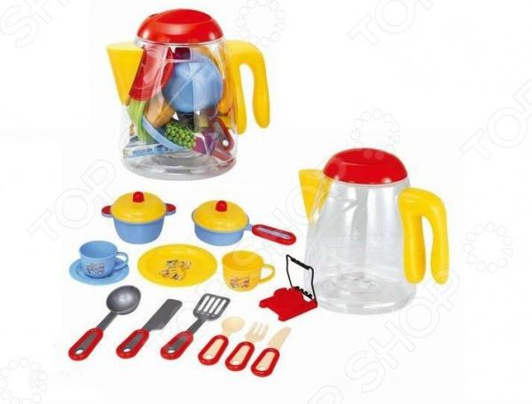Набор игровой для девочек «Посуда кухонная» 1717176 посуда кухонная