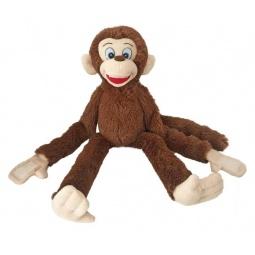 фото Мягкая игрушка Fluffy Family «Обезьянка Ловкий Никки»