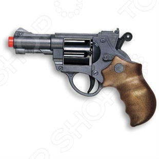 Пистолет с пульками Edison Champions-Line Jeff Watson игрушечное оружие edison игрушечный пистолет стерлинг золотой 17 5 см