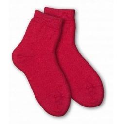 фото Носки детские Teller Wool Cotton. Цвет: розовый. Размер: 23-26