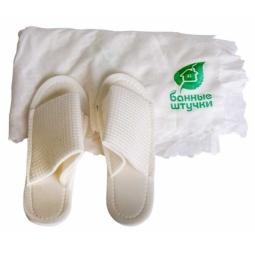 Купить Набор женский для бани и сауны Банные штучки 33301