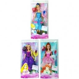 фото Кукла Mattel «Принцесса с аксессуарами». В ассортименте