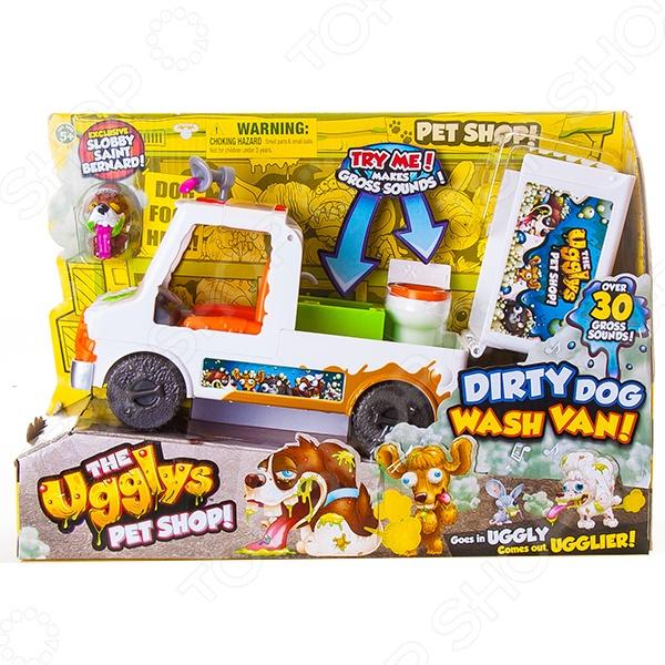 Набор игровой для девочки Uggly's Pet Shop «Мойка для питомцев»