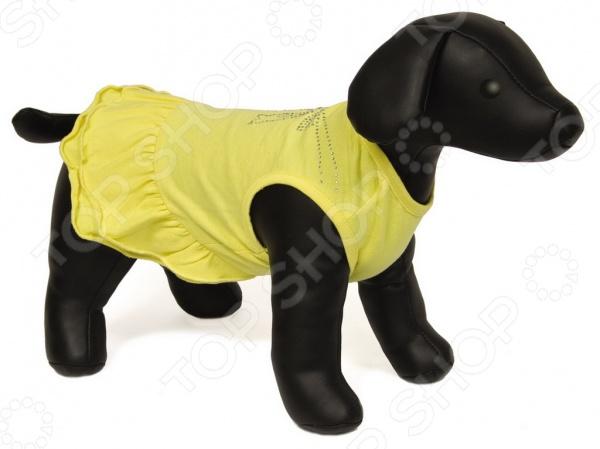 Платье для собак DEZZIE «Шелди» платье для собак dezzie рейси