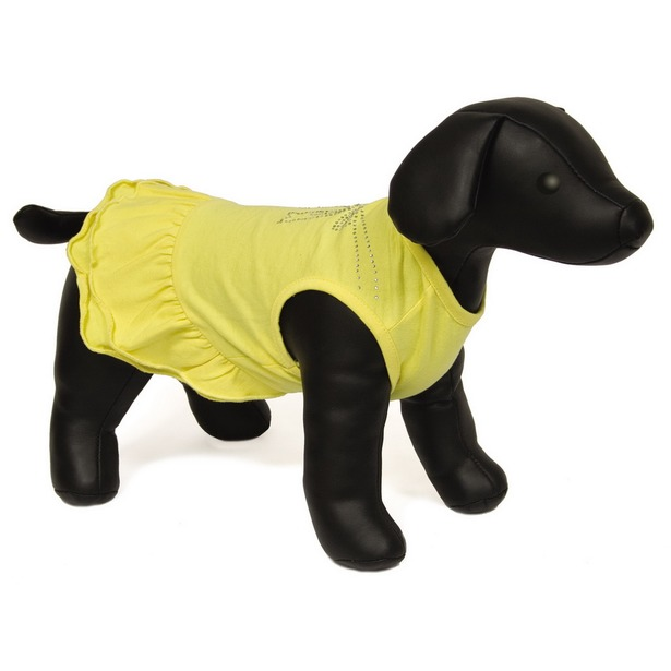 фото Платье для собак DEZZIE «Шелди». Размер: 35 см