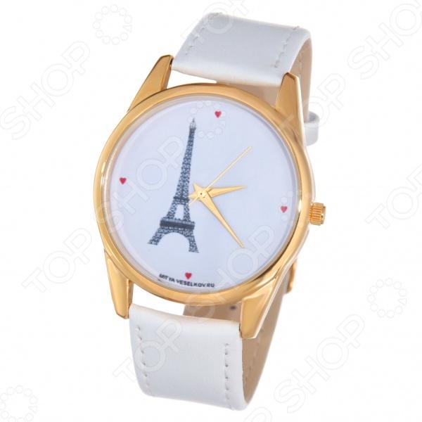 Часы наручные Mitya Veselkov «Париж» Shine mitya veselkov mitya veselkov mv shine 21