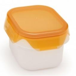 фото Контейнер для хранения продуктов IRIS Barcelona I8404. Цвет: оранжевый