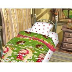 Купить Детский комплект постельного белья Непоседа Большая стирка