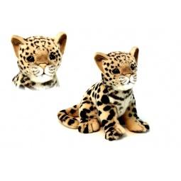 фото Мягкая игрушка Hansa «Детеныш леопарда» 6166