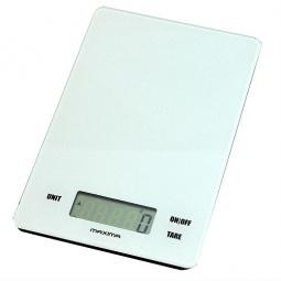 фото Весы кухонные Maxima MS-027. Цвет: белый