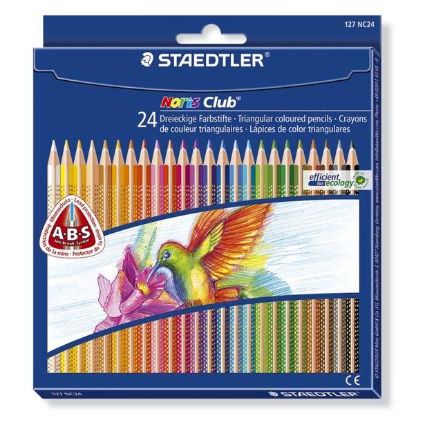 фото Набор цветных карандашей Staedtler 127NC24