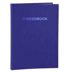 фото Записная книжка Erich Krause Grossbook. Формат: A5. Цвет: синий