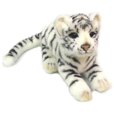 Купить Мягкая игрушка Hansa «Детеныш белого тигра»