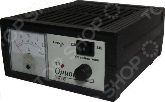 Устройство зарядно-предпусковое ОРИОН PW-415 зарядное устройство орион pw 320