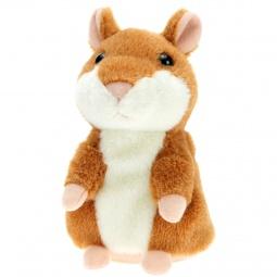 Купить Мягкая игрушка интерактивная Woody O'Time Хомячок говорящий