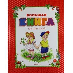 фото Большая книга для малышей (для детей от 6 месяцев)