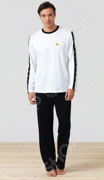 Комплект домашний мужской BlackSpade 7282. Цвет: белый