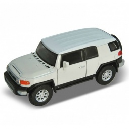 Купить Модель машины 1:34-39 Welly Toyota FJ Cruiser. В ассортименте
