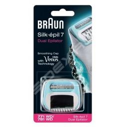 Купить Насадка для эпилятора Braun 771 WD/781 WD