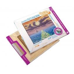 фото Набор для живописи масляными красками Фантазер «Тихий вечер»