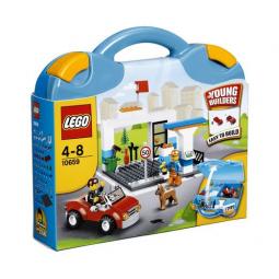 фото Конструктор LEGO Чемоданчик для мальчиков