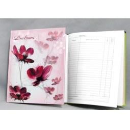 фото Дневник школьный для старших классов Бриз «Цветы»