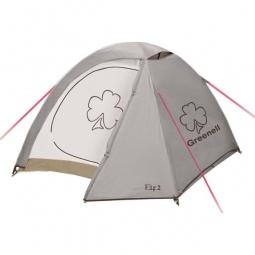 фото Палатка Greenell «Эльф 2». Цвет: серый
